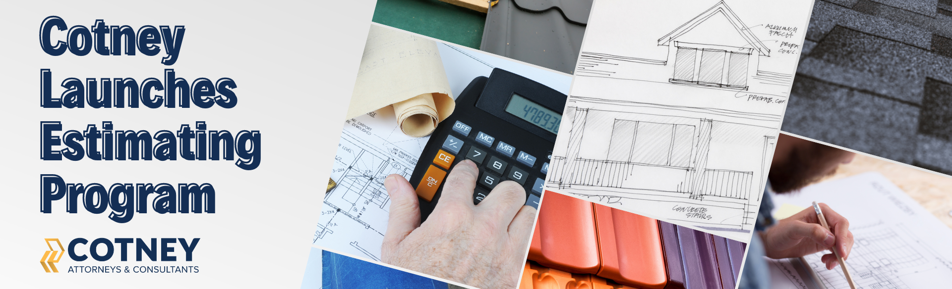 Cotney Attorneys & Consultants Launches Roofing Estimating Training Program featured image
