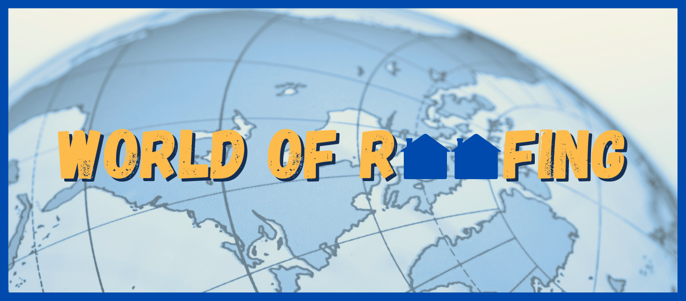 World of Roofing Episode 1 featured image